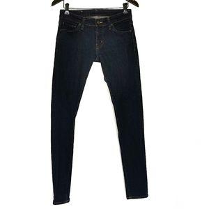 Ralph Lauren Dark Wash Skinny Jeans